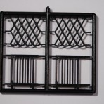 Passenger Car End Door Gates 2 Pair