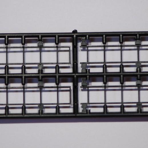Material Handling Car Side Ladders QTY 4
