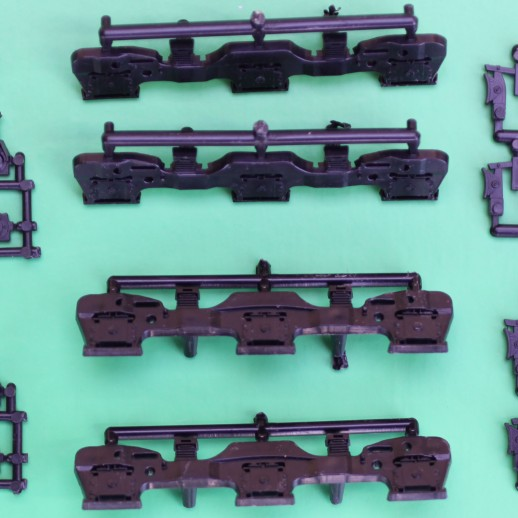 "AD DASH 7 FOR ATHEARN 3AXLE GE ""C"