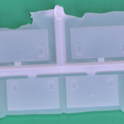 "BATTERY BOX DOORS FOR EMD ""B"" UNITS"