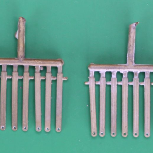 STANCHIONS FOR ALCO YARD SWITCHERS