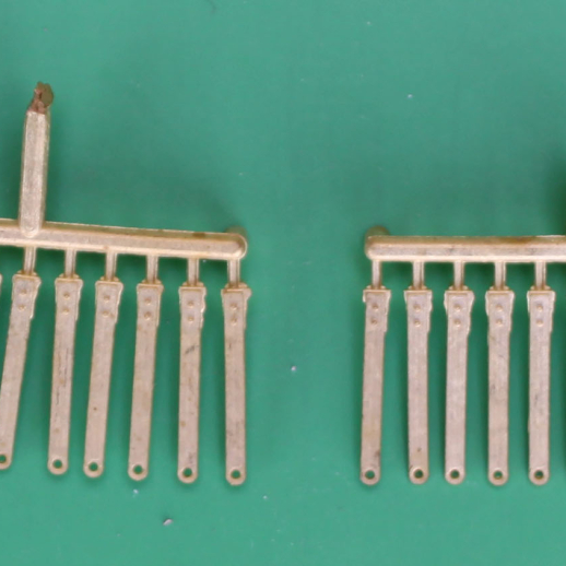 STANCHIONS FOR EARLY ALCO YARD SWITCHERS