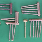 STANCHIONS FOR GE LOCOMOTIVES