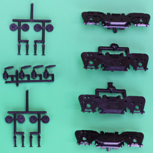 GE F-B2 PHASE2 FLOATING BOLSTER 2 AXLE FITS ATHEARN