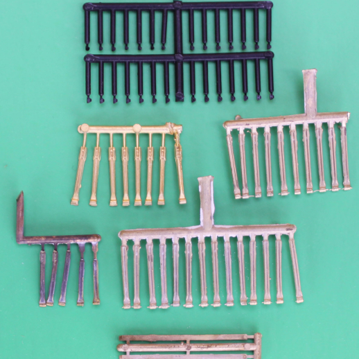 STANCHIONS FOR EMD SD90