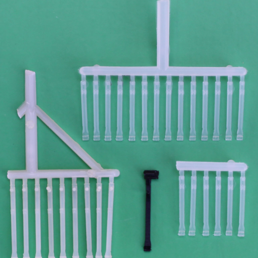 STANCHIONS PLASTIC FOR EMD 2nd GENERATION GP 35