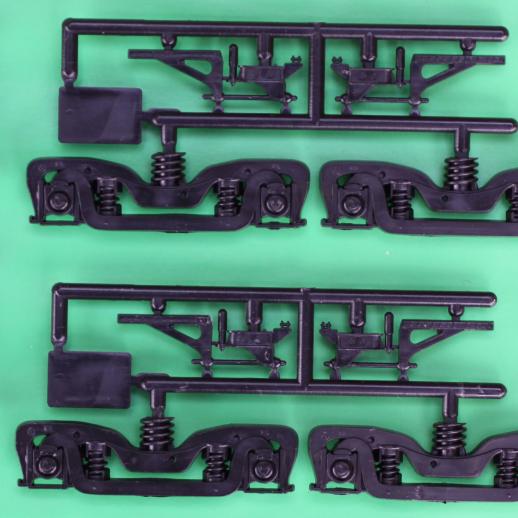 Superliner II Psngr CarTruck Walthers Superliner II Cars