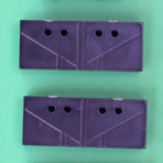 Pullman-Standard/American Car & Foundry Psngr Car Battery Boxes