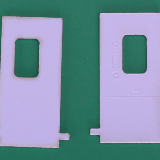 Passenger Car End Doors for ACF Cars as used by Union Pacific
