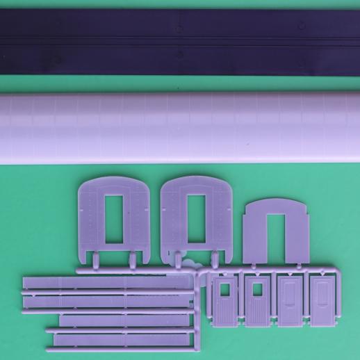Pullman-Standard Passenger Car Basic Core Kit